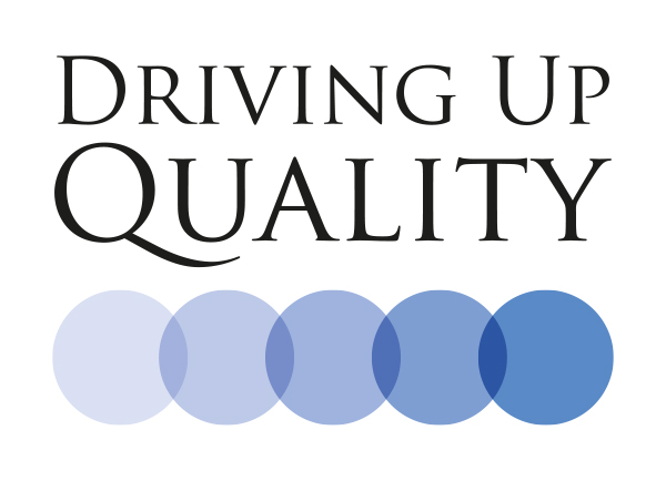 Driving Up Quality logo image