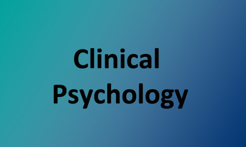 Clinical Psycology Image Box