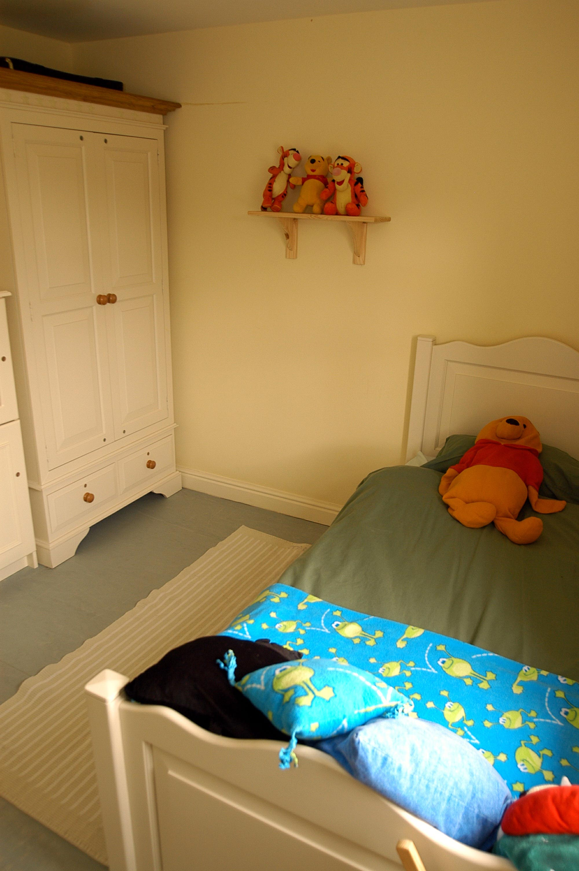 Accommodation bedroom