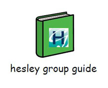 image link to the Easy Read Hesley Group Guide