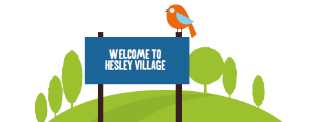 hesley Village welcome image