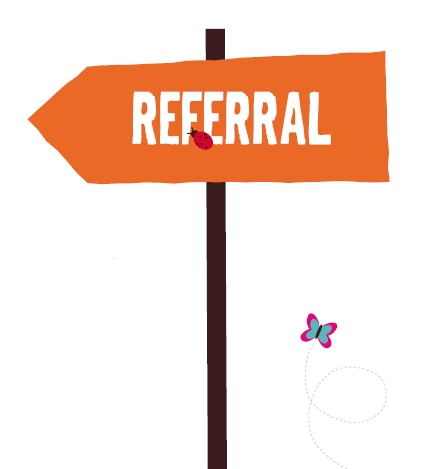 Image result for Referral