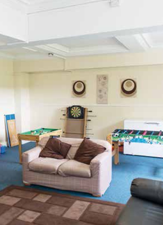 Wilsic Hall accommodation image