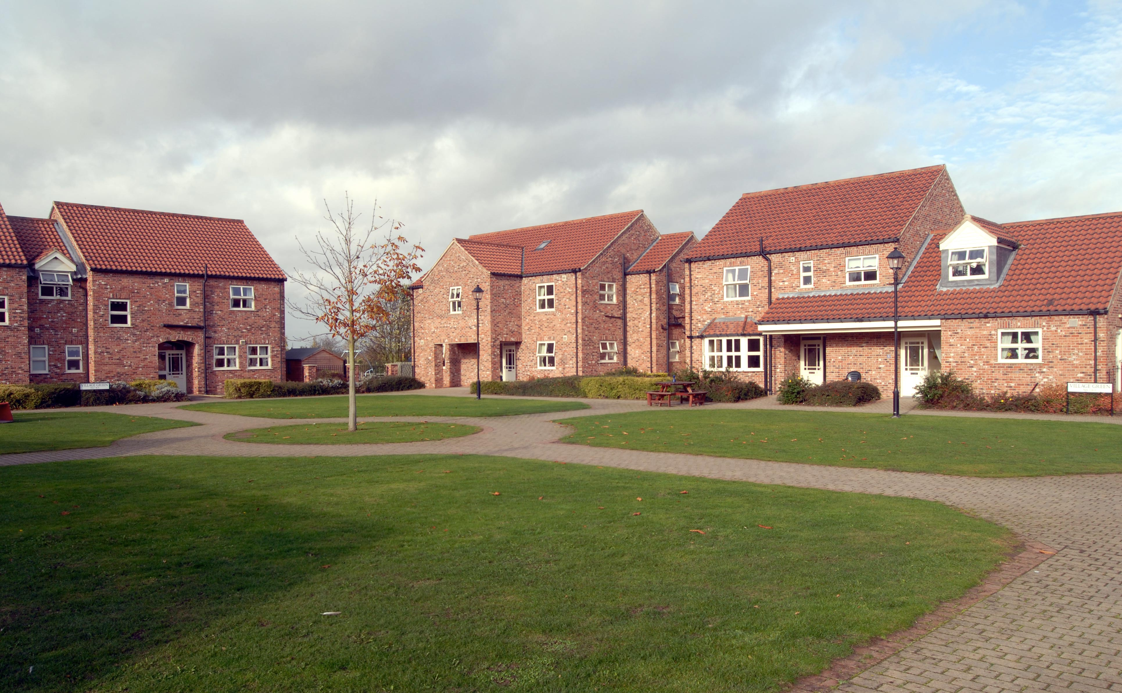 Village Green Accommodation