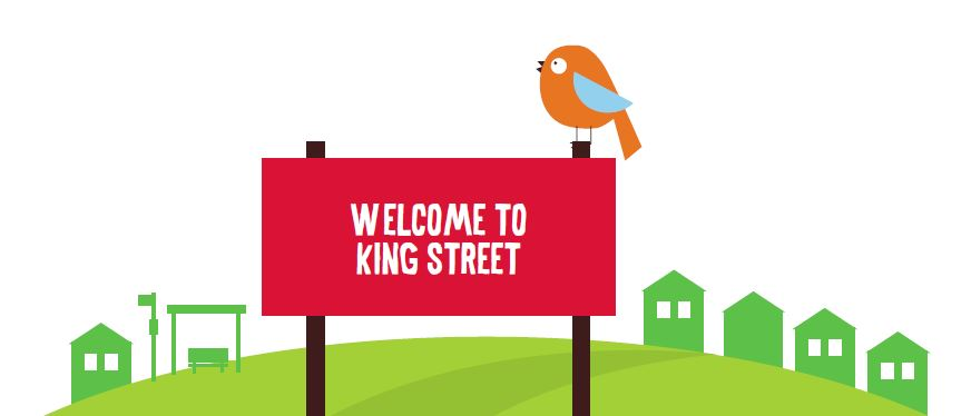 King Street welcome image
